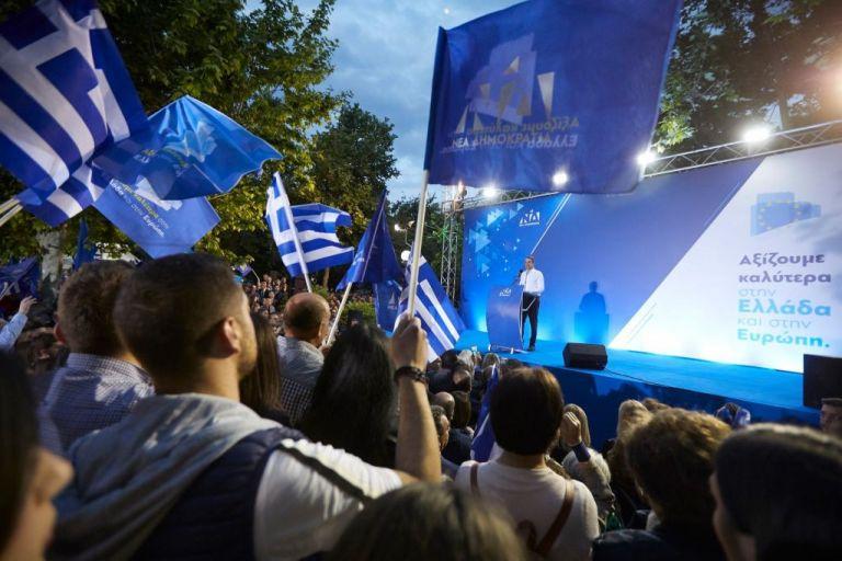 Μητσοτάκης : Μαζί θα νικήσουμε, ενωμένοι και όχι διχασμένοι | tovima.gr