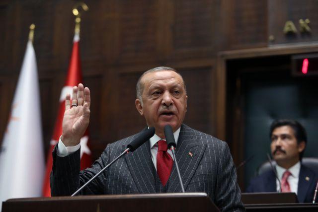 Εξοργίζει ο Ερντογάν : Καμία γενοκτονία – Εμείς ήμασταν τα θύματα | tovima.gr