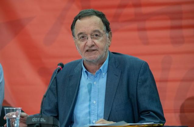 Λαφαζάνης: Σκληρότερο μνημόνιο μετά τις προεκλογικές παροχές-ψίχουλα Τσίπρα | tovima.gr