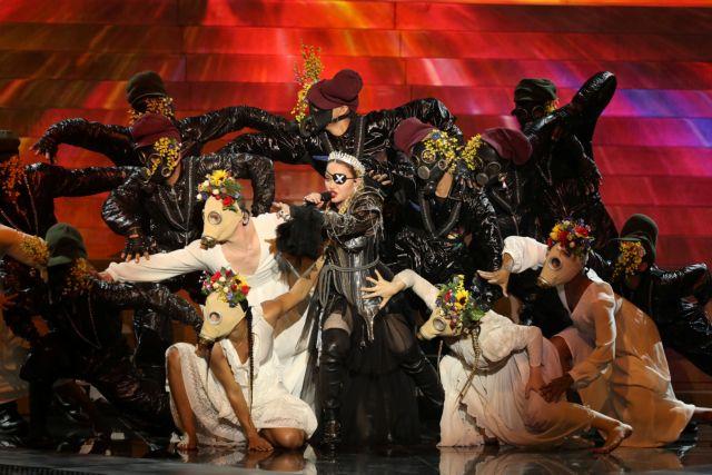 Eurovision 2019 : Το ηχηρό μήνυμα της Μαντόνα | tovima.gr