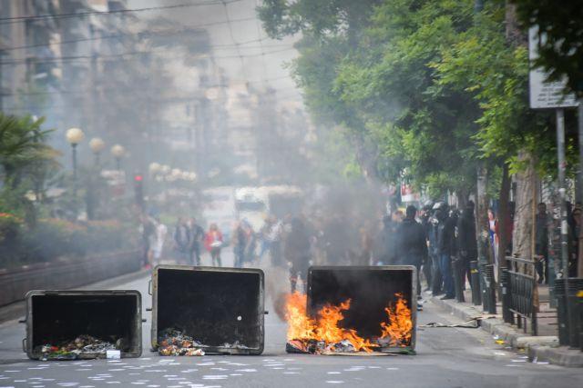 Επεισόδια λόγω Κουφοντίνα σε ΑΣΟΕΕ, Πoλυτεχνειούπολη, Γεωπονικό | tovima.gr