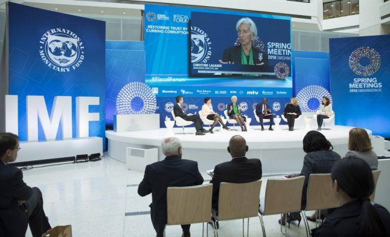 Το ΔΝΤ  αφού μας έκανε «στάχτη» αλλάζει τώρα τον τρόπο του | tovima.gr