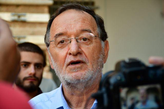 Λαφαζάνης: Πολιτική ανοησία το δίλημμα ΣΥΡΙΖΑ – ΝΔ | tovima.gr