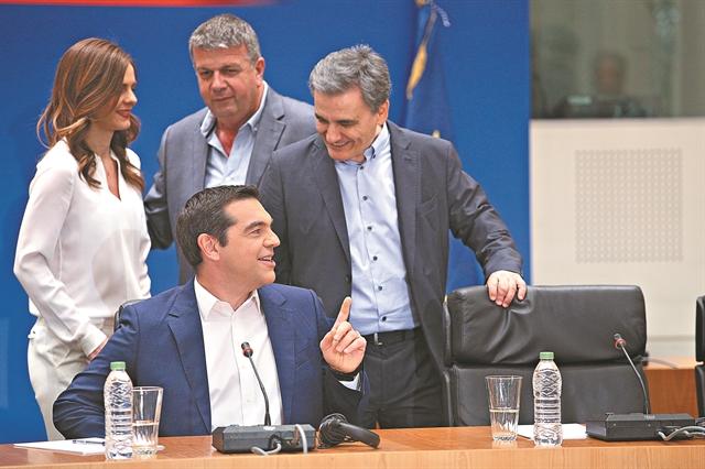 Απέναντι στις παροχές Τσίπρα η EE και το ΔΝΤ | tovima.gr