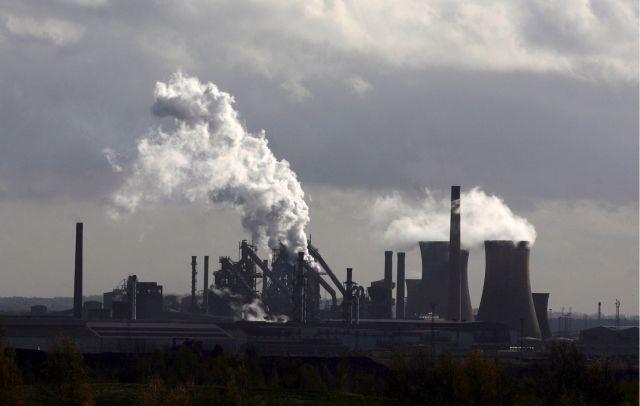 Υπό κατάρρευση η χαλυβουργία British Steel | tovima.gr