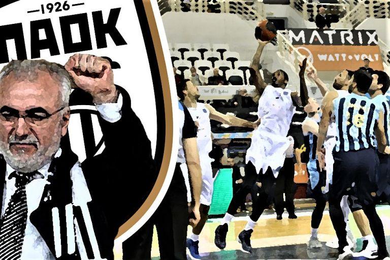 Η Ευρωλίγκα φταίει του Ιβάν που δεν βοηθάει την ΚΑΕ ΠΑΟΚ | tovima.gr