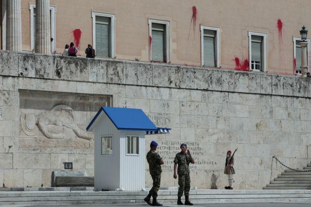 ΕΔΕ, γιατί ενώ η ΕΛΑΣ φοβόταν επίθεση Ρουβίκωνα στη Βουλή, δεν την απέφυγε | tovima.gr