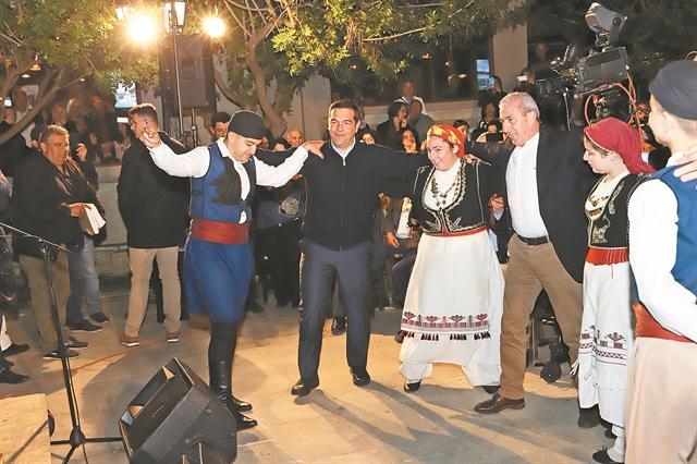 Ετοιμάζονται για εκλογικό χορό του… Ζαλόγγου | tovima.gr