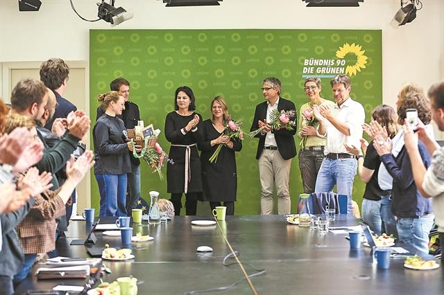 Οι Πράσινοι είναι η μεγάλη έκπληξη        των εκλογών  | tovima.gr