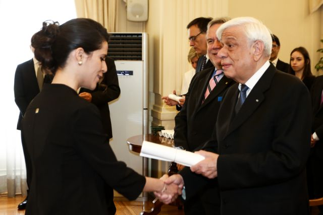 Παυλόπουλος: Η Ελλάδα, εγγυητής της διεθνούς και ευρωπαϊκής νομιμότητας | tovima.gr