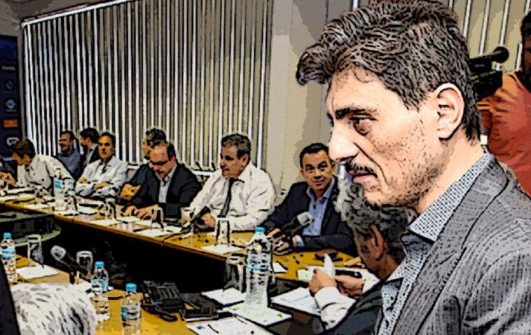 Γιαννακόπουλος: Ειρωνεία για Αγγελόπουλους με λόγια… Κόκκαλη | tovima.gr