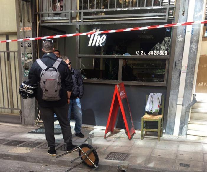 «Γυαλιά-καρφιά» έκαναν καφενείο δίπλα στη ΓΑΔΑ 20 κρανοφόροι   tovima.gr