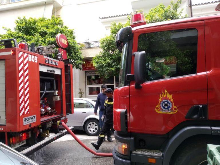 Ελευσίνα: Ισχυρή έκρηξη σε εργοστάσιο ελαστικών | tovima.gr