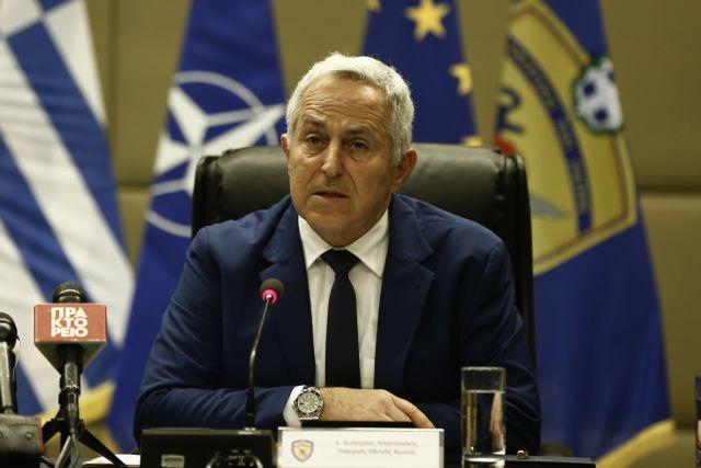 Αποστολάκης: Εκφράζει φόβους για θερμό επεισόδιο με Τουρκία | tovima.gr