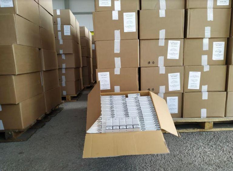 ΣΔΟΕ : Κατασχέθηκαν 12.498.000 λαθραία τσιγάρα | tovima.gr