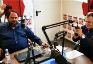 Βαγγέλης Μαρινάκης: Μίλησα για οικονομία με τον Αλέξη Τσίπρα και… τρόμαξα