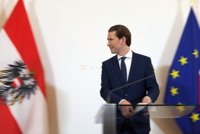 Αυστρία: Σκάνδαλο μεν νέα συγκυβέρνηση δε | tovima.gr