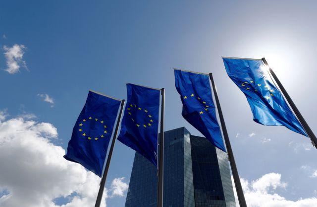 ΕΚΤ : Ασθενέστερη  η ανάπτυξη στην ευρωζώνη σε σχέση με τις εκτιμήσεις | tovima.gr