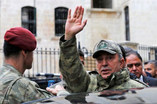 Ακάρ: Αμφισβητεί ευθέως τον ελληνικό εναέριο χώρο | tovima.gr