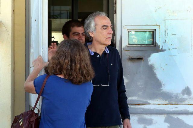 Δημήτρης Κουφοντίνας: Σταμάτησε την απεργία πείνας | tovima.gr