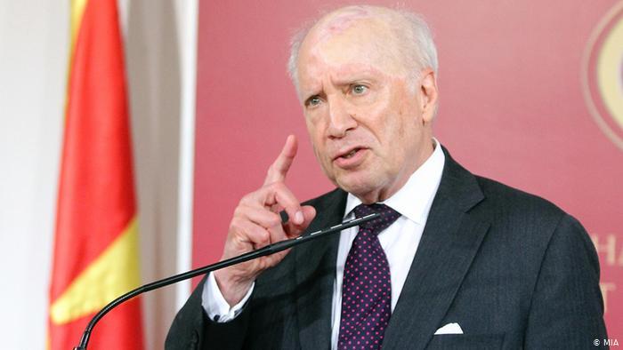 Νίμιτς στη DW: Τσίπρας και Ζάεφ δικαιούνται επαίνους | tovima.gr