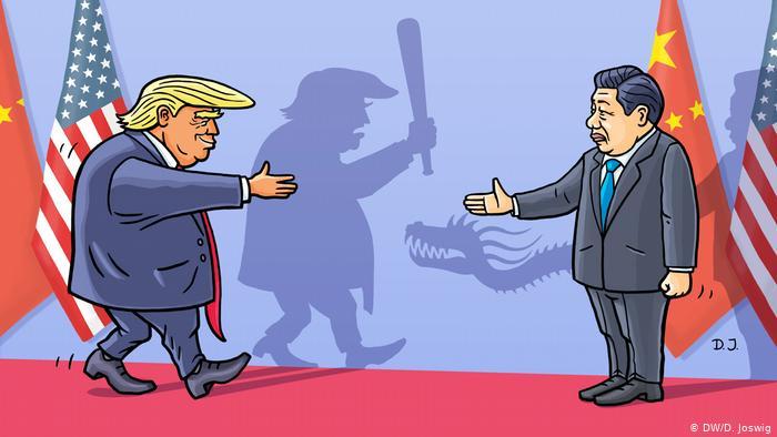Τη κόντρα Κίνας-ΗΠΑ «πληρώνουν» ξένες εταιρείες | tovima.gr