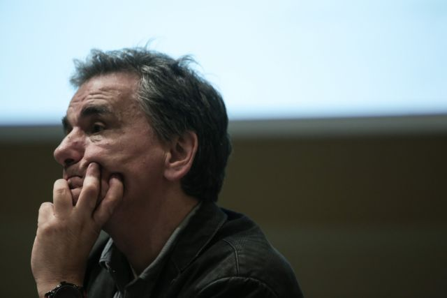 Tsakalotos boasts of 'first expansive fiscal policy since 2009' | tovima.gr