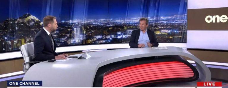 Α. Καρακούσης στο One Channel: Κανείς δεν περιμένει κάτι διαφορετικό από ήττα του ΣΥΡΙΖΑ   tovima.gr