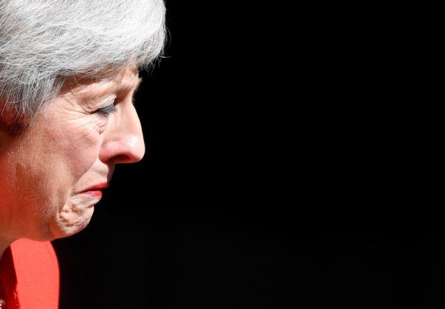 Βρετανία : Με δάκρυα παραιτήθηκε η Μέι – Φεύγει στις 7 Ιουνίου | tovima.gr