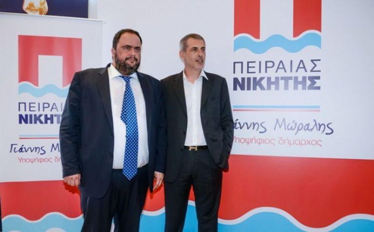Που θα ψηφίσουν την Κυριακή Βαγγέλης Μαρινάκης και Γιάννης Μώραλης | tovima.gr