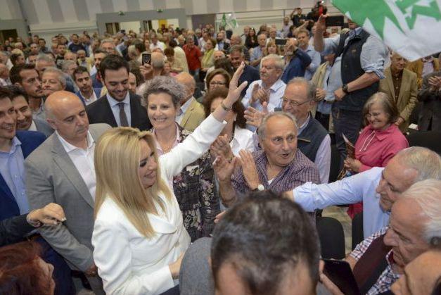 Γεννηματά: Δεν μπορεί ο Τσίπρας να μας κουνάει το δάχτυλο | tovima.gr