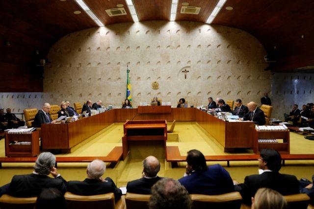 Βραζιλία: Αξιόποινη πράξη η ομοφοβία και η τρανσφοβία | tovima.gr