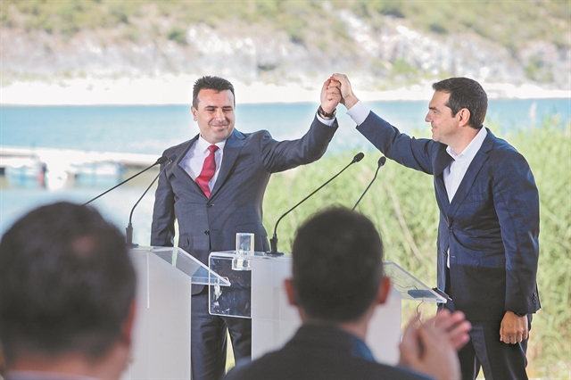 Νίμιτς για Β. Μακεδονία: Η εθνική ταυτότητα και γλώσσα είναι «Μακεδονικές» | tovima.gr