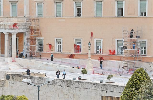 Αποκαλυπτήρια: Πώς η ανοχή στον Ρουβίκωνα εξευτέλισε την Αστυνομία | tovima.gr