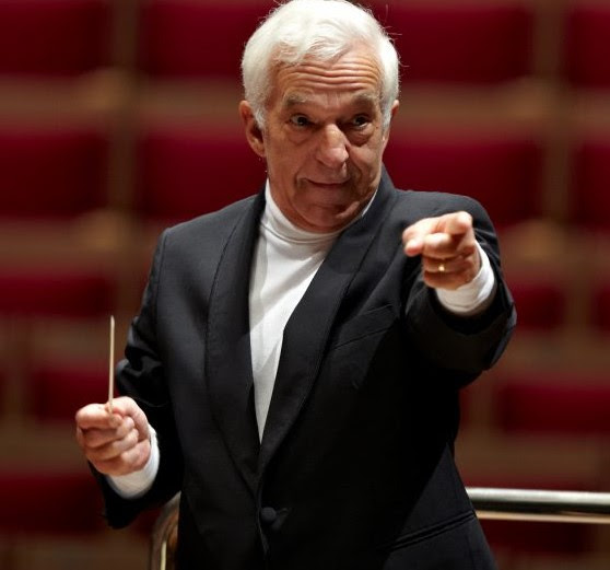 Ο Βλαντίμιρ Ασκενάζυ διευθύνει την Κρατική Ορχήστρα Αθηνών | tovima.gr