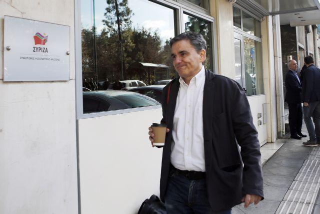Τσακαλώτος μετά την ήττα ΣΥΡΙΖΑ : «Επιτρέπεται να πέσεις, επιβάλλεται να σηκωθείς» | tovima.gr