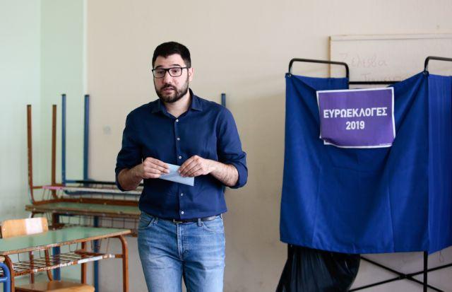 Ηλιόπουλος: Nα φτιάξουμε μια Αθήνα αντιφασιστική, πιο ανοικτή και δημοκρατική | tovima.gr