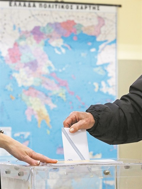 ΔΣΑ: Χωρίς προβλήματα η ψηφοφορία σε όλη τη χώρα | tovima.gr