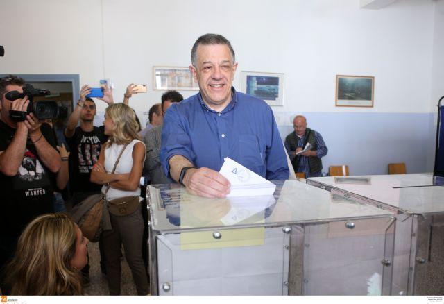 Ταχιάος: Οι πολίτες πρέπει να ψηφίσουν όχι με βάση το θυμικό, αλλά τη λογική | tovima.gr