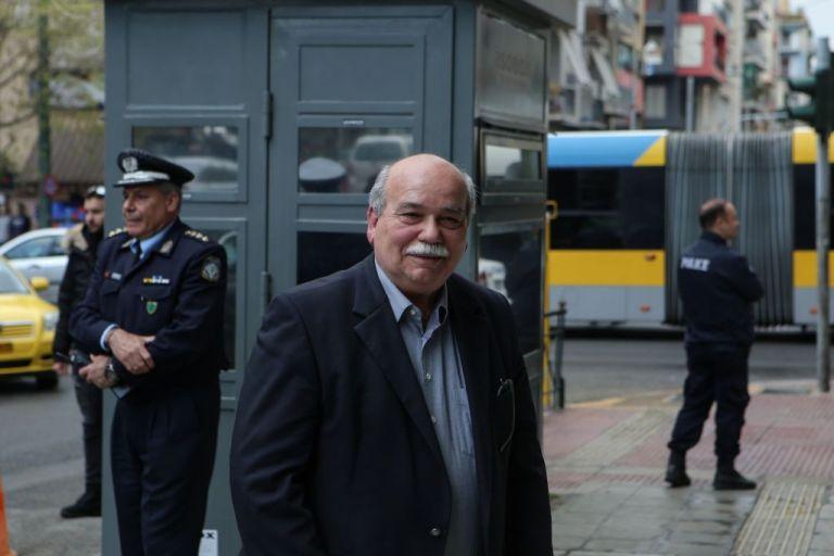Ψήφισε ο πρέοδρος της Βουλής, Νίκος Βούτσης | tovima.gr