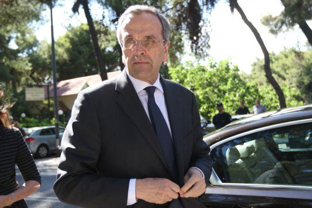 Σαμαράς: Τέσσερα χρόνια μετά τα ψέματα του κυρίου Τσίπρα τελειώσανε | tovima.gr