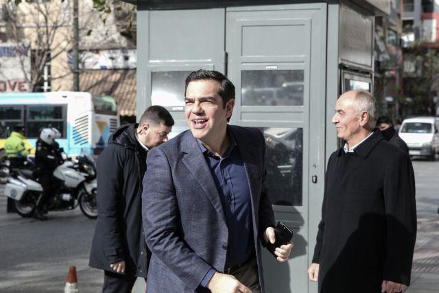 Συνεδρίασε εκτάκτως η Πολιτική Γραμματεία του ΣΥΡΙΖΑ υπό τον Τσίπρα | tovima.gr