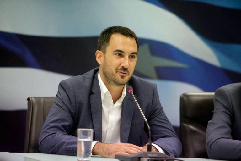 Ικανοποίηση Χαρίτση για την εκλογική διαδικασία | tovima.gr