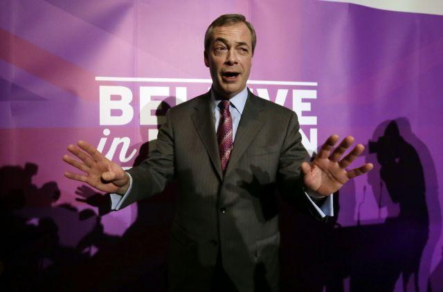 Βρετανία – Ευρωεκλογές : Μεγάλος νικητής το κόμμα «Brexit»   tovima.gr