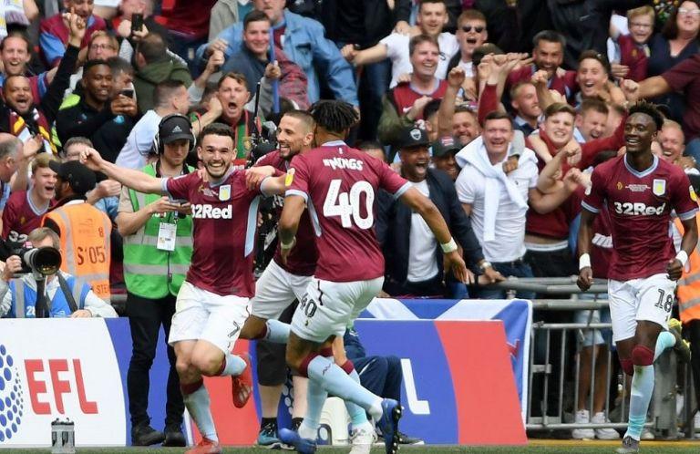 Επέστρεψε στην Premier League η Άστον Βίλα! (vid) | tovima.gr