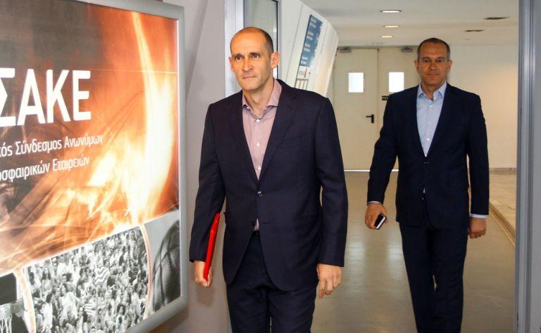 Νέα προσφυγή του Ολυμπιακού στο ΑΣΕΑΔ | tovima.gr