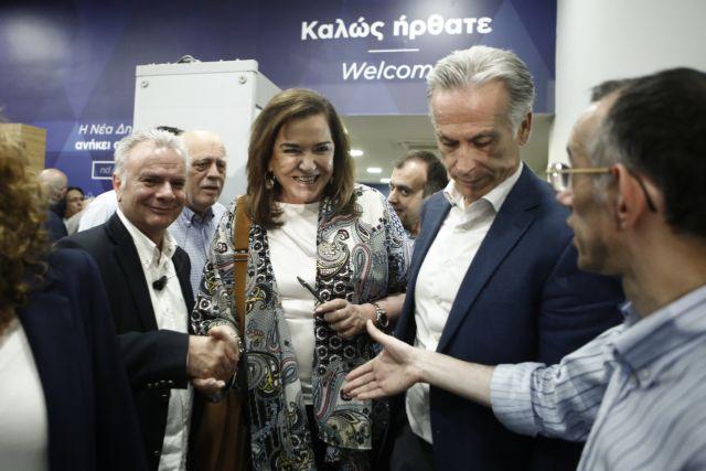 Ντ. Μπακογιάννη: Η μεσαία τάξη ανέβασε τον Τσίπρα, η ίδια τον έριξε | tovima.gr