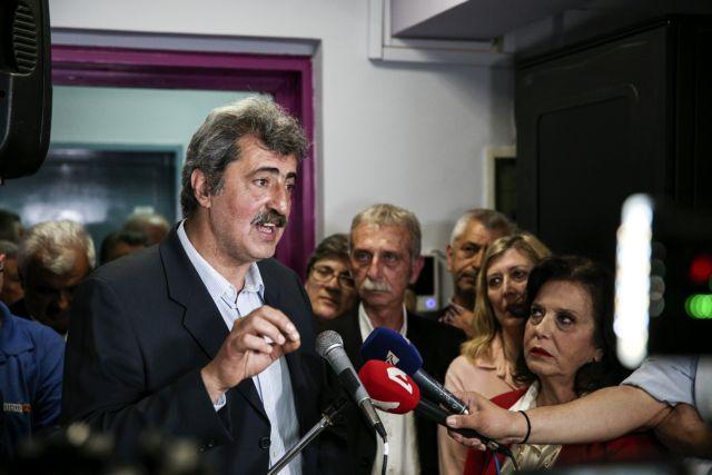 Ξαναχτύπησε ο Πολάκης: «Αλέξη ρίχτο!» | tovima.gr