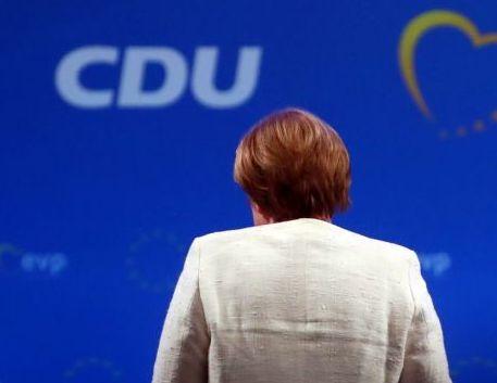Γερμανία – Ευρωεκλογές: Ιστορικά χαμηλά ποσοστά για τον κυβερνητικό συνασπισμό της Μέρκελ | tovima.gr
