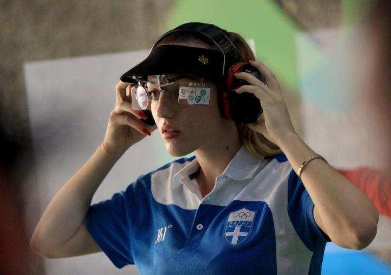 Σκοποβολή: Εκτός τελικού στο sport πιστόλι η Κορακάκη   tovima.gr